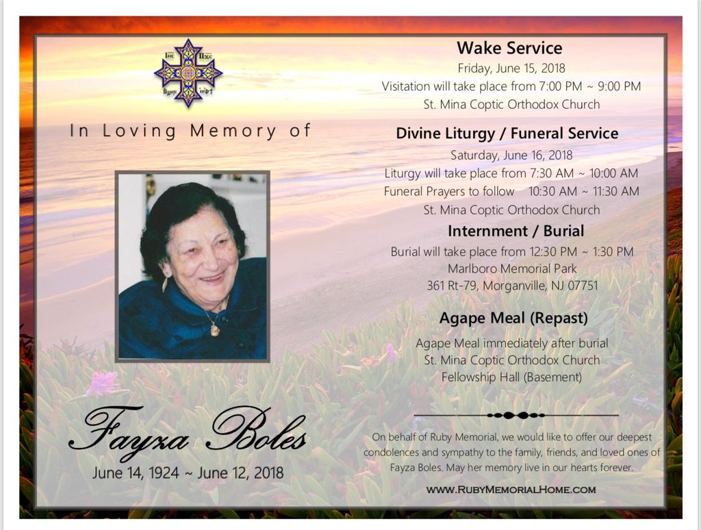 Everdays - Funeral Messages, Funeral Invitation, Funeral Pre